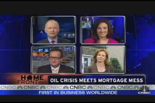 Oil Crisis Meets Mortgage Mess
