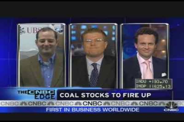 Coal To Fire Up?