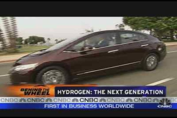 Hydrogen: The Next Generation
