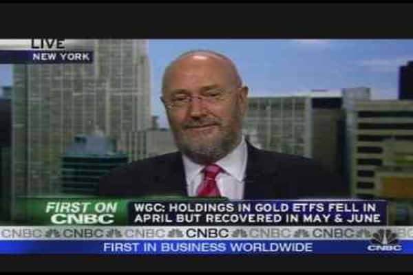 Gold Demand Hits Global Record