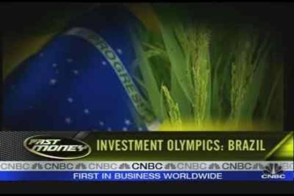 Investment Olympics: Brazil