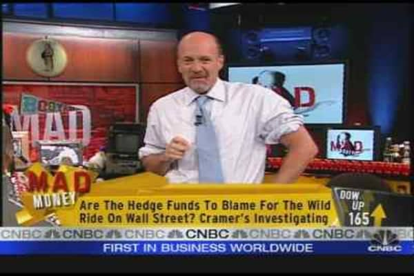 Hedge Funds Gone Wild