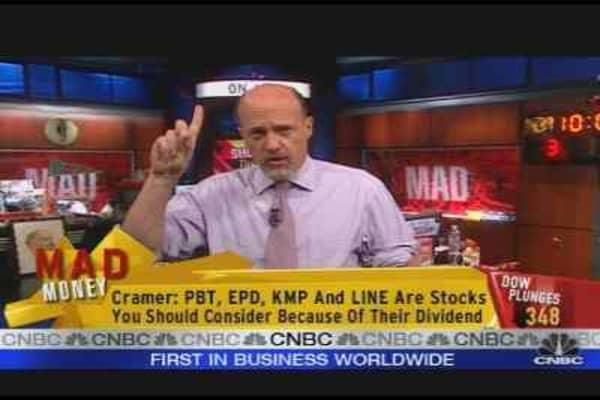 Cramer's Money Makers