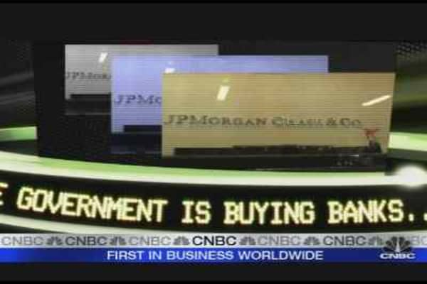 Trade Tomorrow: Banks