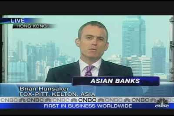 Outlook for Asian Banks