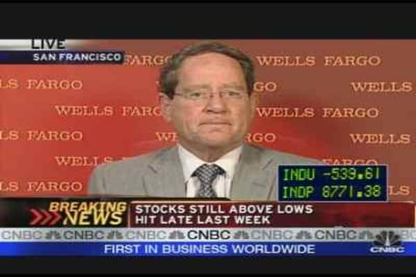 Wells Fargo CFO on Earnings