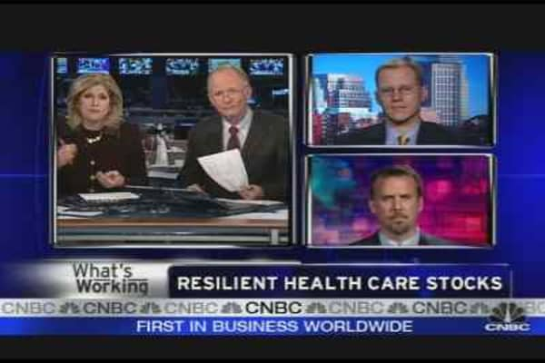 Resilient Health Care Stocks