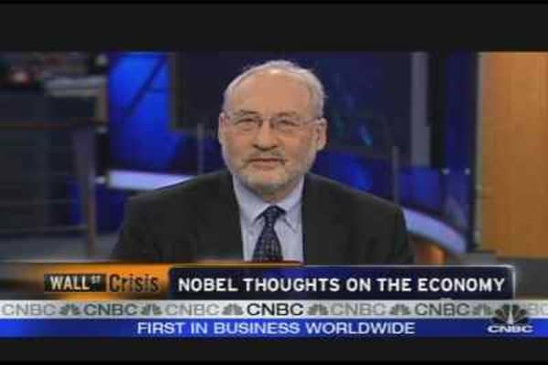 Nobel Thoughts on the Economy
