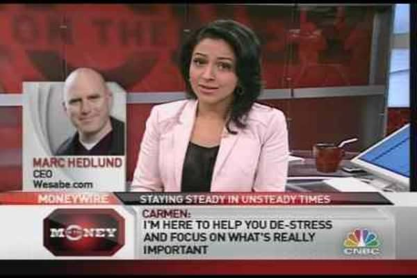 De-Stressing 101