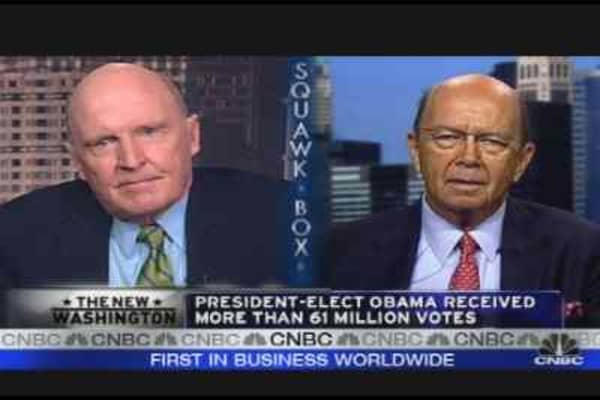 Wilbur Ross on the Election