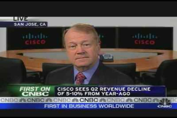 Cisco Earnings