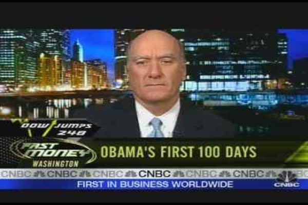 Obama's First 100 Days