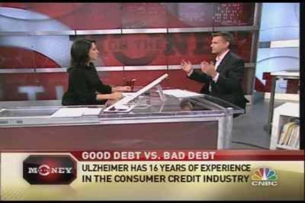 Good vs. Bad Debt