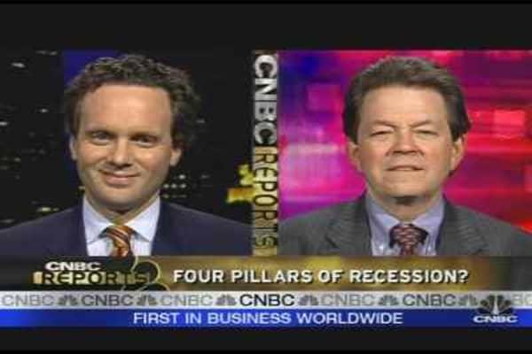Recession's Four Horsemen