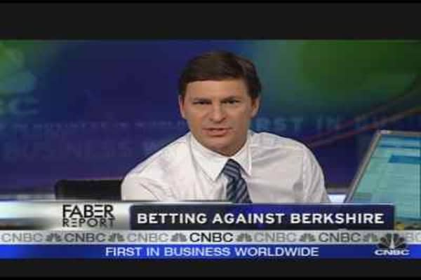 Betting Against Berkshire