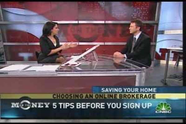 Choosing An Online Brokerage