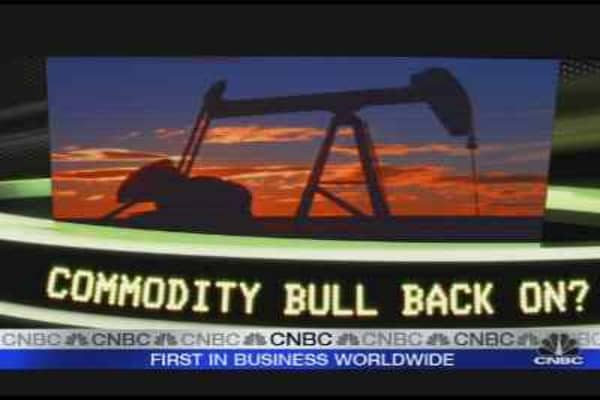 Soaring Commodities