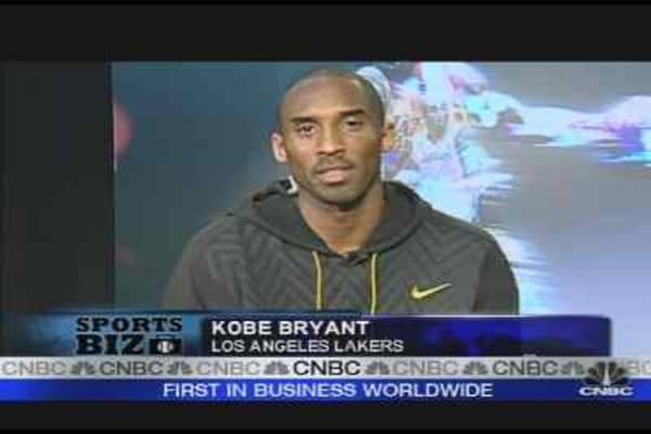 Kobe's New Low Top Look
