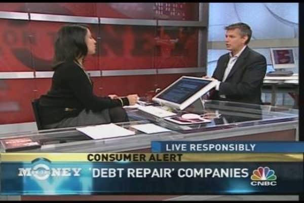 Consumer Alert: Debt Relief?