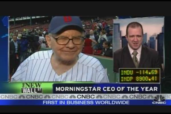 Morningstar CEO of the Year