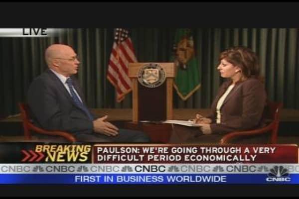 The Paulson Era