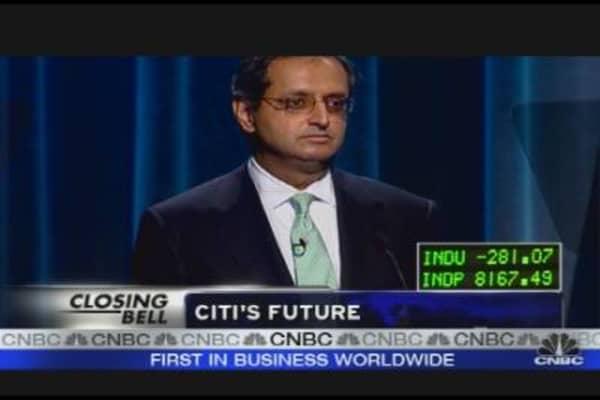 Citi's Future