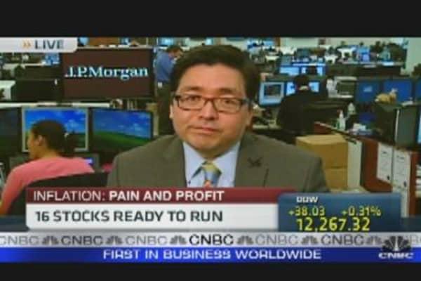 16 Stocks Ready to Run