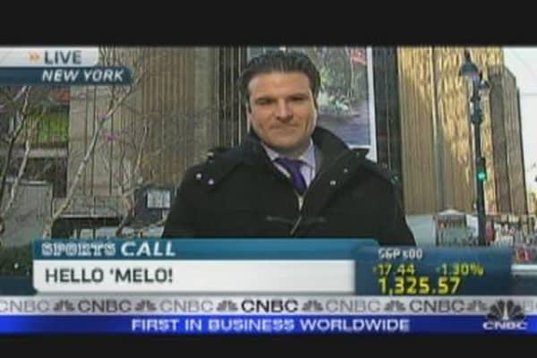 Hello 'Melo!