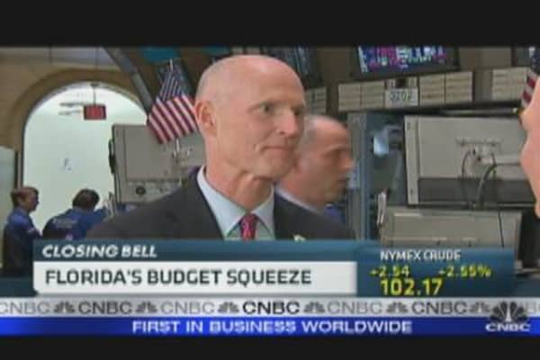 Florida's Budget Squeeze