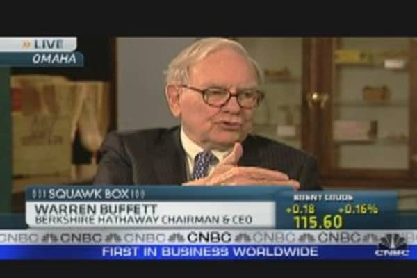 Buffett's Bullish Housing Call