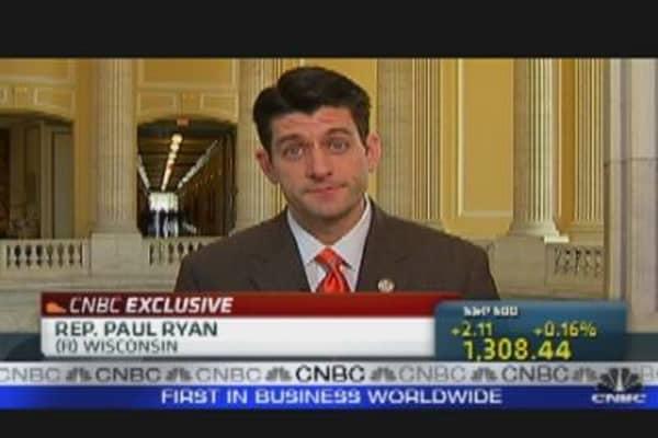 Rep. Ryan's Budget Plan