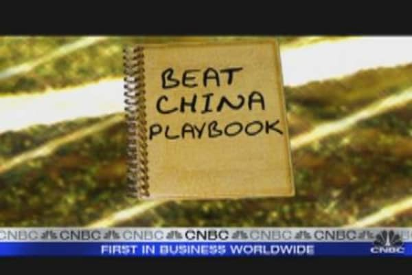 Beat China Playbook