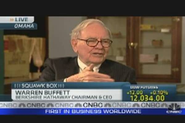Buffett's Appreciation of Railways