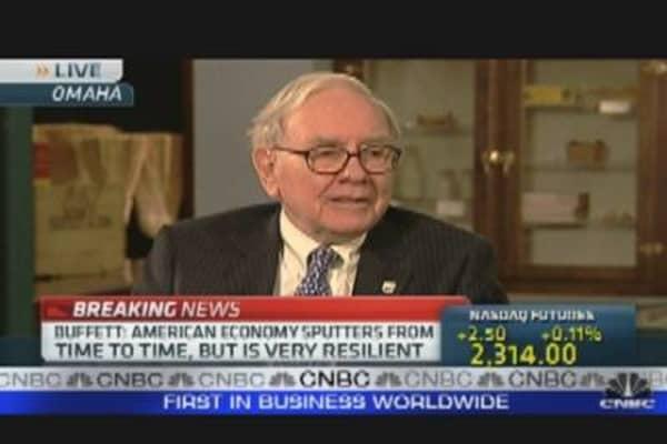 Buffett's Bullish Hiring Outlook