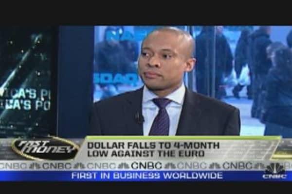 Market Mystery: Dollar Breakdown