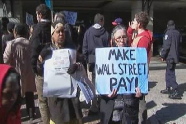 D.C. Mortgage Protests