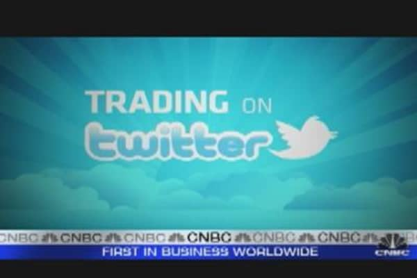 Twitter: Trading's New Frontier