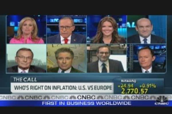 US vs. Europe on Inflation, Pt. 2