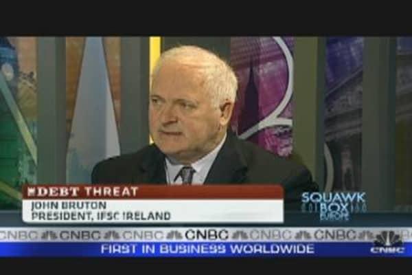 Bruton: Irish Deserve More Support