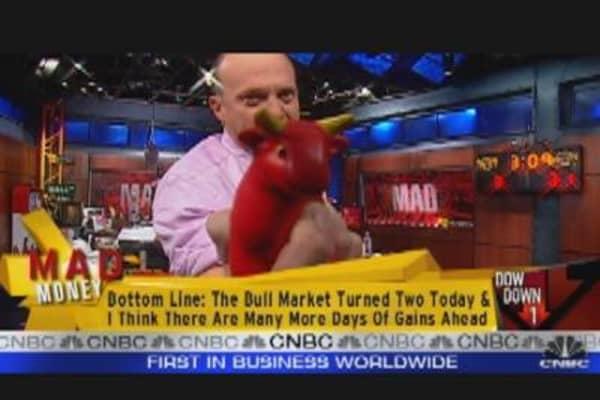 Happy B-Day, Bull Market?