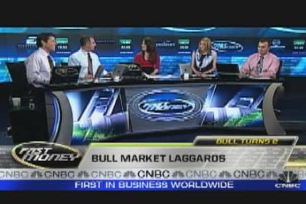 Bull Market Laggards