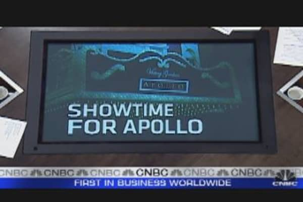 Time to Launch Apollo?
