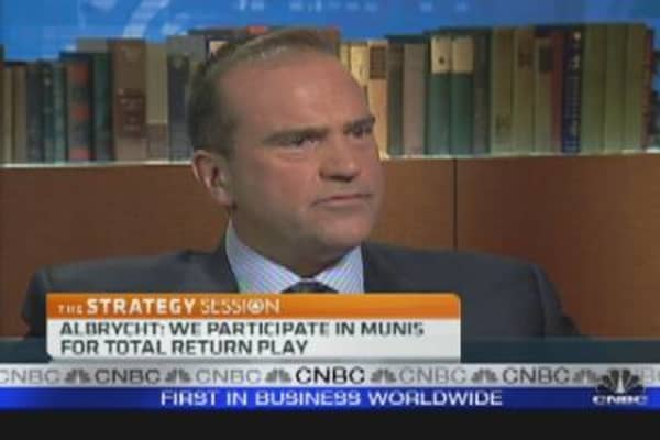 Bond Manager: Fed's Must Be Active to Save Munis