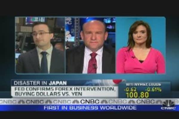 Yen Speculation & Repatriation