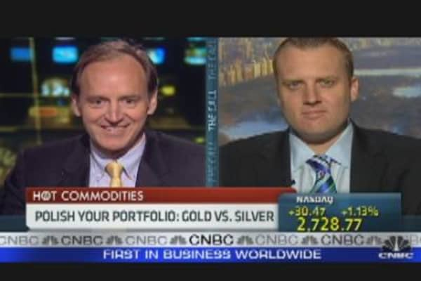 Polish Your Portfolio: Gold vs. Silver