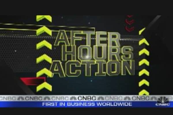 After Hours: RIMM & ORCL