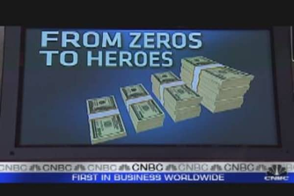 From Zeroes to Heroes