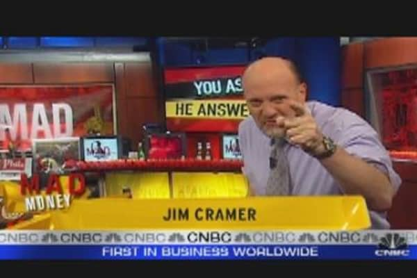 Cramer Does His Homework