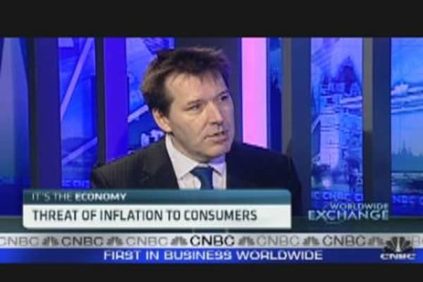 ECB Inflation Control 'Limited'