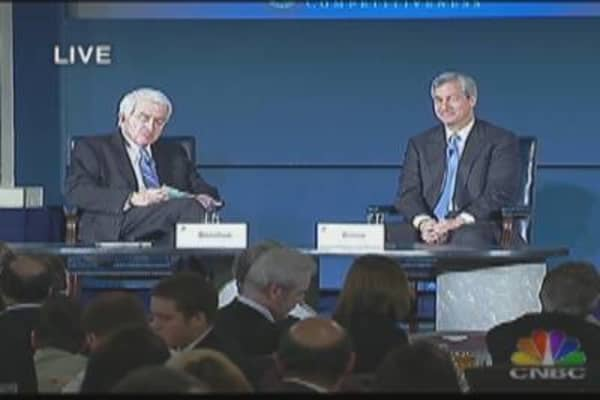 Dimon Addresses the Chamber